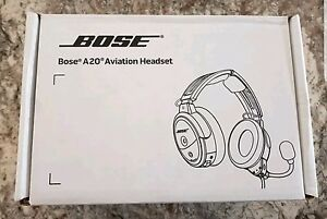 NEW-Bose-A20-Aviation-Headset-G-A-Twin-Plug-Bluetooth-324843-3020