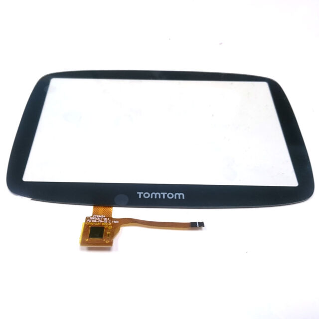 Replacement TomTom Go 500, Go 5000 Touch Screen Digitizer Glass