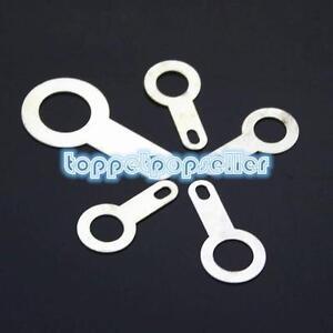 100Pcs-2-2-2-7-3-2-4-2-5-2-6-2-Keystone-Solder-Lug-Terminal-HOT