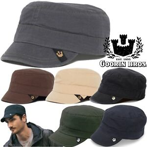 68379241f02cb GOORIN BROS Cadet Private Hat Cap Military Fashion Casual Vintage ...