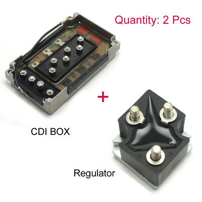 CDI Switchbox /& Regulator Rectifier For Outboard Mercury 332-7778 816770T 70350A