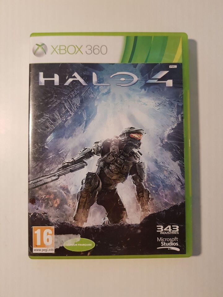 Halo 4, Xbox 360