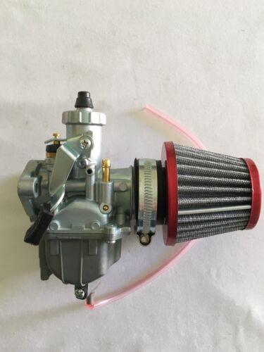 Carburetor /& Air Filter For Honda CB125 CB125S CG125 CRF100F VM26