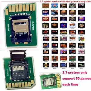 50-Games-In-1-SNK-Game-Console-NEOGEO-X-GOLD-Limited-Version-Card-Set-3-7-System