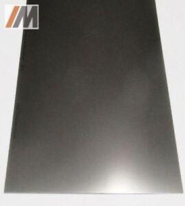 0,01-1mm Set MOLLA ACCIAIO 1.4310 L 1000mm; B Scotchbrite 25mm; S