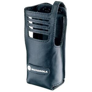 Motorola-PMLN5027B-Funda-de-Piel-Para-DP3400-amp-DP3401-Nuevo