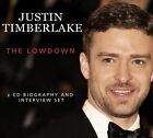 The Lowdown by Justin Timberlake (CD, May-2013, 2 Discs, Sexy Intellectual)