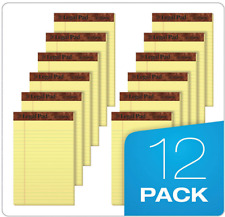 Tops The Legal Pad Writing Pads 5 X 8 Jr Legal Rule 50 Sheets12 Pack Fsh