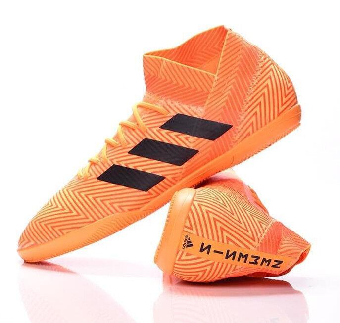 Adidas Men shoes Football Sala Nemeziz Tango 18.3 Indoor Messi Soccer DA9621 New