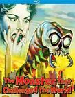 Monster That Challenged The World - Blu-ray Region 1