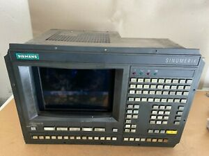 Siemens Sinumerik 820 6FC3561-1AC-Z + 6EW1861-3AD