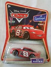 Disney Pixar Cars DALE EARNHARDT JR Series 2 (Supercharged) 1:55 Diecast OS