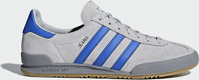 ADIDAS JEANS TRAINERS CQ2769 GREY BLUE MENS UK SIZES 7 TO 11 NEW IN THE BOX | eBay