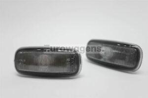 Audi-A8-99-02-Smoked-Side-Indicators-Repeaters-Pair-Set-Driver-Passenger