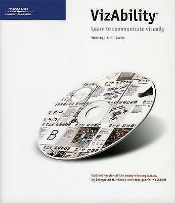 VizAbility (with CD-ROM), Kristina Hooper Woolsey, Used; Good Book