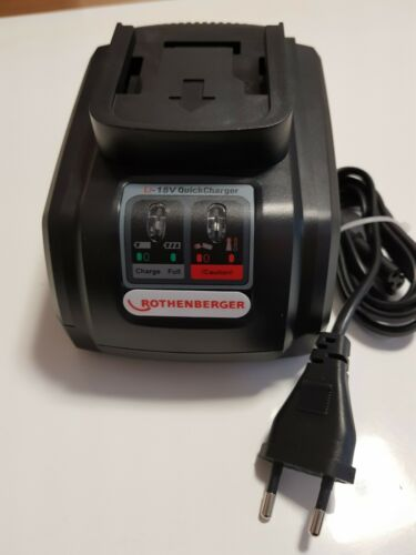 Viega Romax 3000 C Rothenberger rapidement-Chargeur