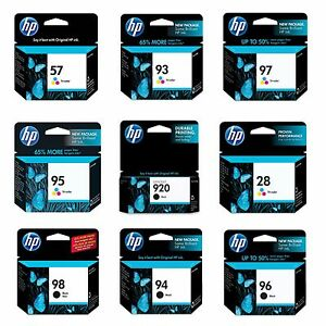 HP-Printer-Ink-Cartridge-Tri-Color-or-Black-Choose-Your-Model-Brand-New