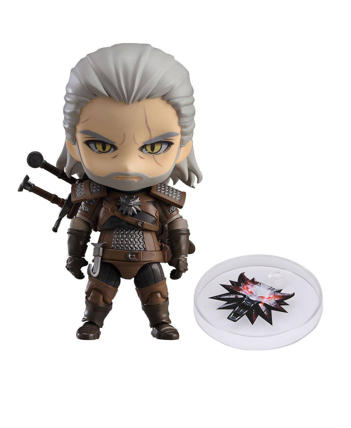 Witcher Nendgoldid Geralt Figure Heo Exclusive Good Smile Company 907 Official