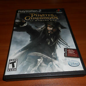 Pirates of the Caribbean: At World's End (Sony PlayStation 2, 2007)  PS2