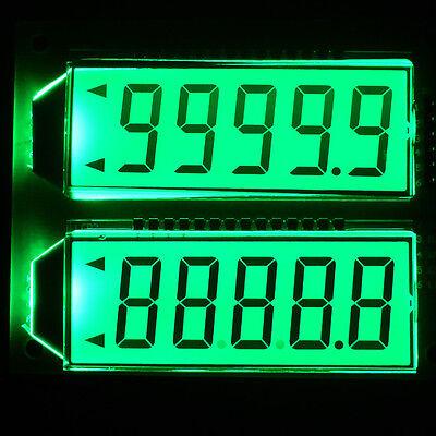 5 Bit 7seg SPI Dual LCD LED Digital tube for Arduino AVR MCU STM32 PIC FPGA CPLD