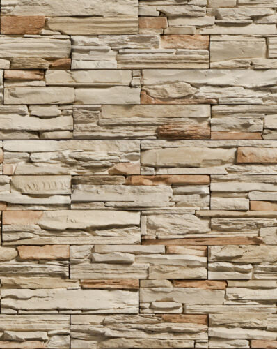 10 SHEETS EMBOSSED BUMPY stone wall 21x29cm 112 SCALE #22XFGF3