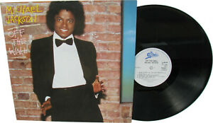 Michael-Jackson-OFF-THE-WALL-Album-Disque-33t-12-034-LP-Vinyl-Record-Disc-1979
