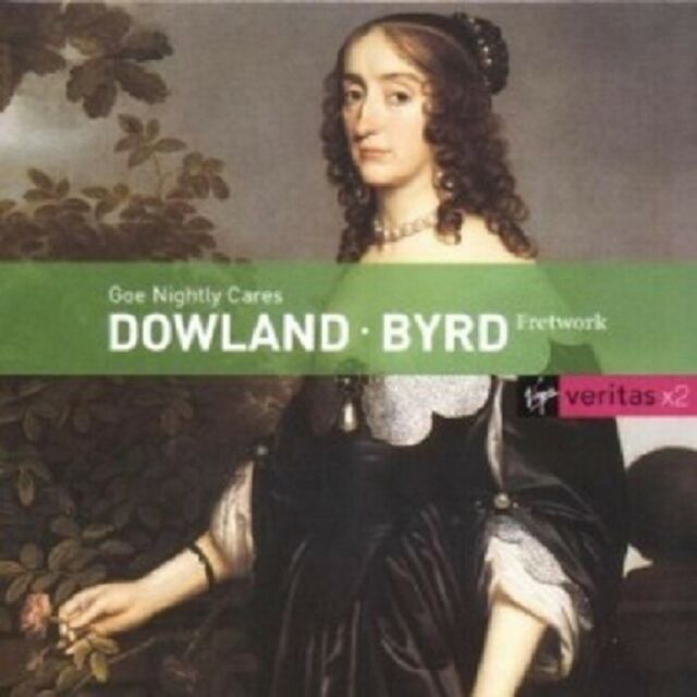 FRETWORK/CHANCE/LIDDLE/WILSON - TÄNZE + LIEDER - DOWLAND 2 CD 43 TRACKS  NEU