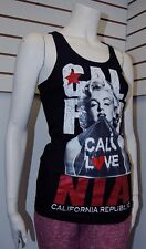 "CPlus Size Marilyn Monroe Forever RacerBack Tank Top w// Hot Pink Letter 2XL 36/""~"