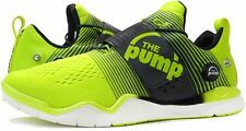 REEBOK Z PUMP FUSION TR TRAINERS YELLOW GRAVEL CHALK ZPUMP SIZE 7.5 RRP £89.99