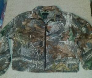 Youth-Medium-Liberty-Advantage-camo-zip-down-jacket-with-pockets