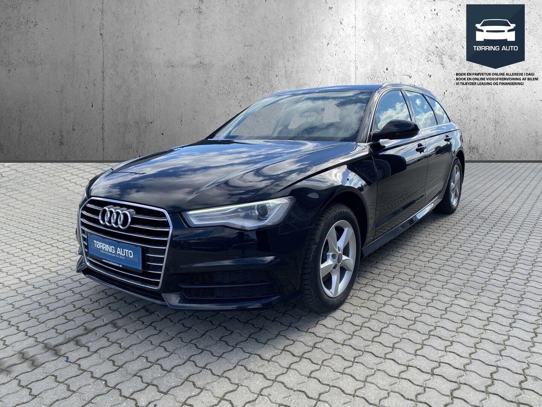 Audi A6 2,0 TDi 190 Ultra Avant S-tr. 5d - 267.400 kr.
