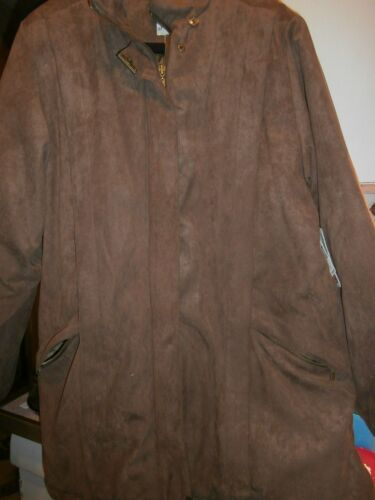 St John's Size Brown Bay Nwt Women's Coat L ZnFw1qFd