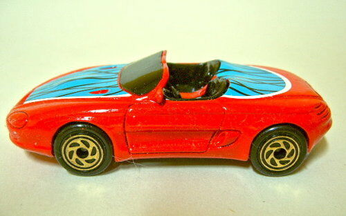 Matchbox 1-75 SF mb257 Ford Mustang Mach III Pre-Pro In Resin
