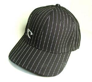 ONEILL-FLEXFIT-PERFECT-FIT-Black-Ball-Hat-Cap-Mens-Size-Small-Medium-NEW-NWOT