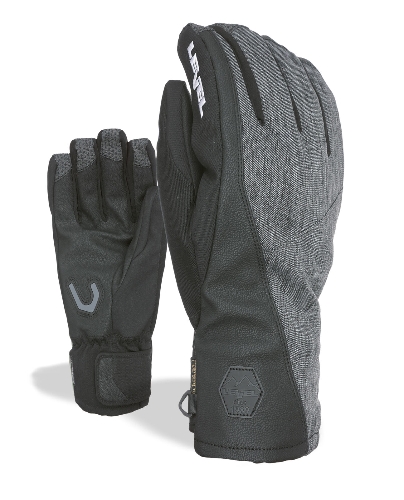 Level Guantes Matrix Duo blue Impermeable Transpirable Cálidos