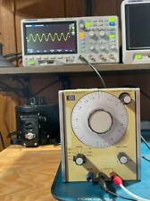 Tested Hewlett Packard Hp 204c Oscillator Model H20 204c With00204 66519 Pc Board