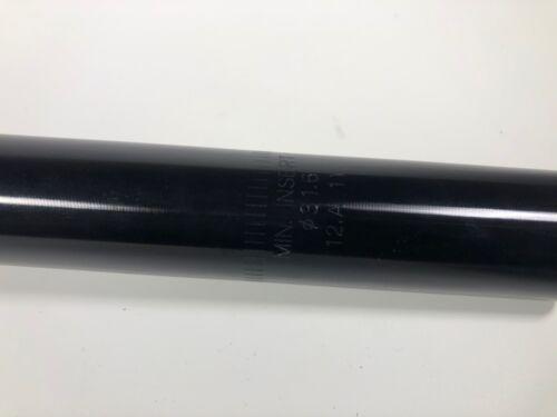 31.6mm SEATPOST FOCUS SUSPENSION SEAT POST Black NEW MTB MOUNTAIN BIKE