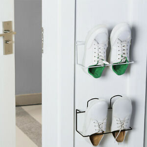Shoe Rack Wire Hanging Home Wall