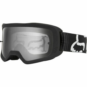 2020-Fox-Racing-Motocross-Riding-Main-2-Goggle-Black-MX-ATV-UTV-MTB-Offroad-Dirt