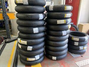 Dunlop Kr109 Ms Pro 2 Race Slick Front Tyre 125/80/17 120/70/17 Kr106 D213