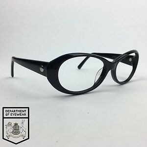 f8dd8f3fcb0 Image is loading CALVIN-KLEIN-OVAL-BLACK-EYEGLASS-FRAME-Authentic-MOD-