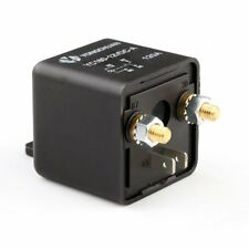 Van Boat 4 Pin 12V Heavy Duty Split Charge 70A amp ON//OFF Relay Connectors
