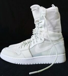 the latest cb402 b9534 Details about 10.5 NIKE Jordan 1 Retro High Explorer XX Off White AJ1  AO1529 100 boots 2018