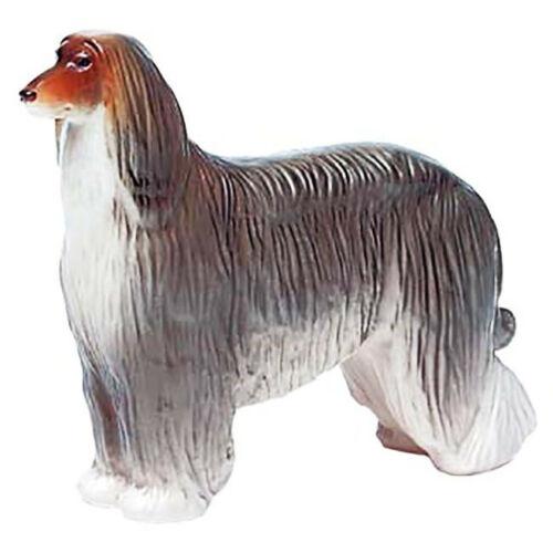 Lomonosov Porcelain Figurine Afgan Grey