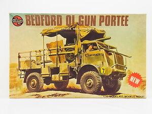 LOT-17582-Airfix-08366-1-Bedford-QL-Gun-Portee-1-35-ungebaut-OVP-m-Lagersp