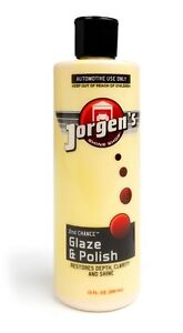 Car-Glaze-amp-Polish-2nd-Chance-from-Jorgen-039-s-Garage-INVENTORY-BLOW-OUT