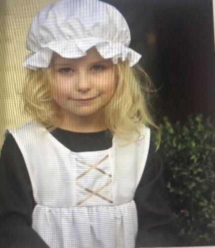 Età Vittoriana Ursula Urchin Ragazza Costume Far finta di Bee 9-11 anni