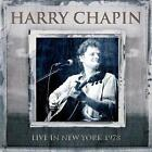 Live New York 1978 von Harry Chapin (2016)