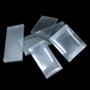 Pvc Clear Plastic Packaging Box Foldable Small Gift Wedding Favor