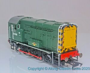 Hornby-R2438-OO-gauge-BR-Class-08-0-6-0DS-Diesel-Shunter-D3986-DCC-Fitted
